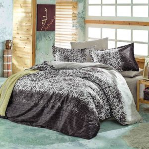 купить Постельное белье Class Holly Brown 200x220