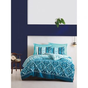 Постельное белье Cotton Box DANTE PETROL 200×220