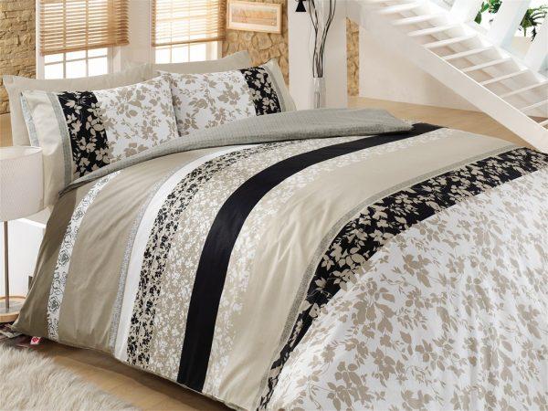 купить Постельное белье Cotton Box Deborah Bej 200x220