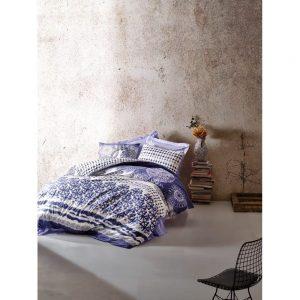 Постельное белье Cotton Box LUCCA MAVI 200×220