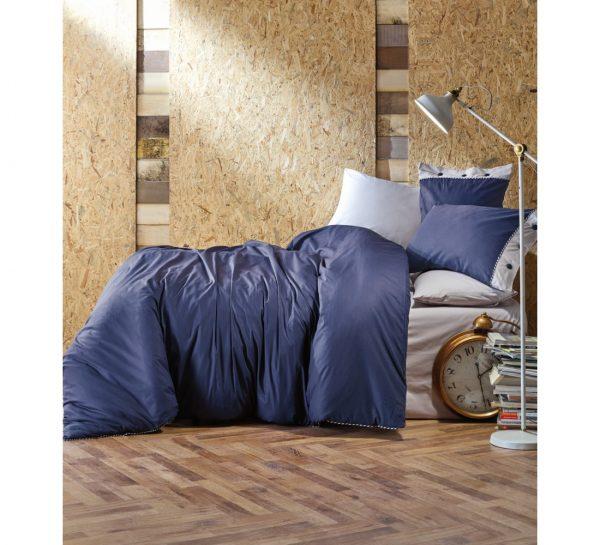 купить Постельное белье Cotton Box Lacivert 200x220