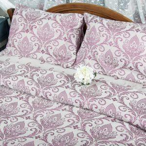 купить Постельное белье Deco Bianca сатин жаккард jk17-05 bordo 200x220