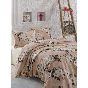 купить Постельное белье Eponj Home Pike Rita a.kahve 160x235