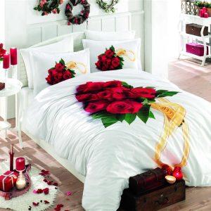 Постельное белье Hobby Poplin Rosemary 200×220