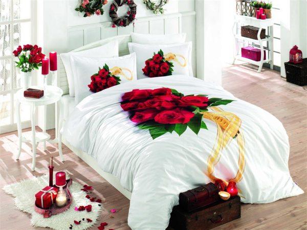 купить Постельное белье Hobby Poplin Rosemary 200x220