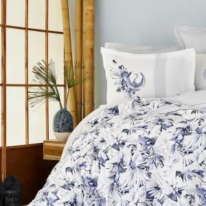 Постельное белье Karaca Home ранфорс – Teru mavi 2019-2 200×220