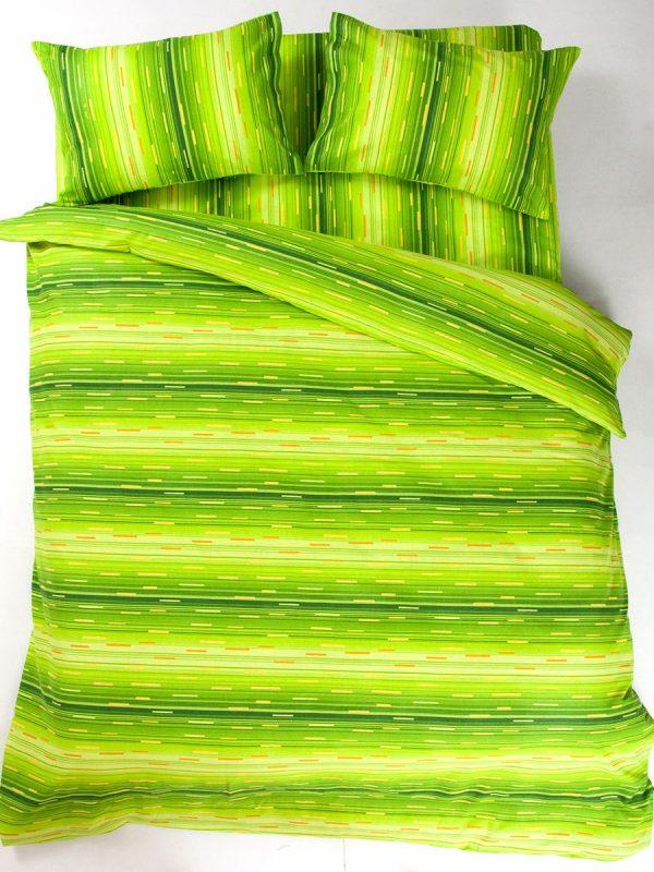 купить Постельное белье Lotus Ranforce Metropolis Зеленый