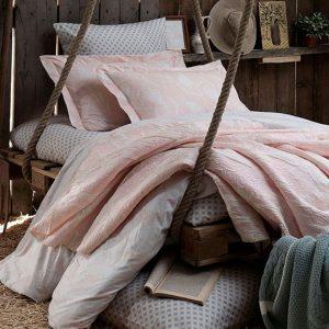 Постельное белье SoundSleep Lavender Poudre ранфорс пудра 160х220
