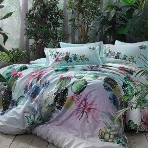 купить Постельное белье TAC Digital - Cactus yesil V01 200x220