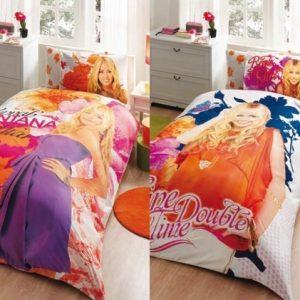 купить Постельное белье TAC Disney - Hannah Montana Bright 160x220