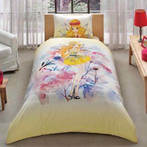 Постельное белье TAC Disney – Winx Stella Water Colour 160×220