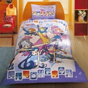 Постельное белье TAC Disney – Witch Trendy 160×220