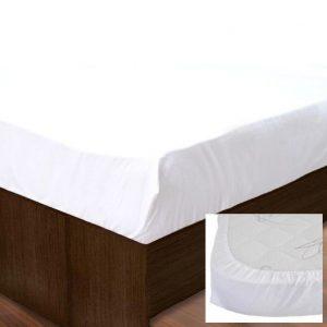 купить Простынь на резинке SoundSleep PR80R-Ran-100 White