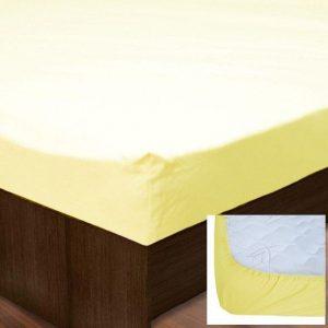 Простынь на резинке SoundSleep Ran-105 Yellow