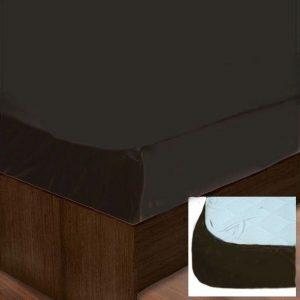 купить Простынь на резинке SoundSleep brown 181