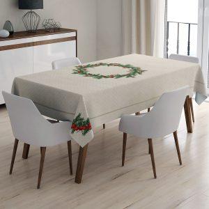купить Скатерть праздничная Arya Christmas Pine 150x220