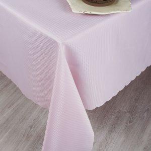 купить Скатерть Bianca Luna - Coline розовый 160x160