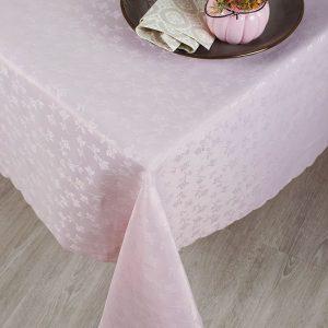 Скатерть Bianca Luna – Flora розовый 160×160
