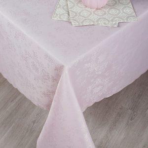 Скатерть Bianca Luna – Sharden розовый 160×160