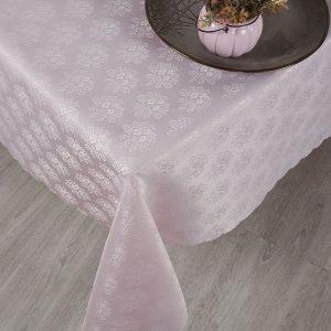 купить Скатерть Bianca Luna - Shiny розовый 160x160