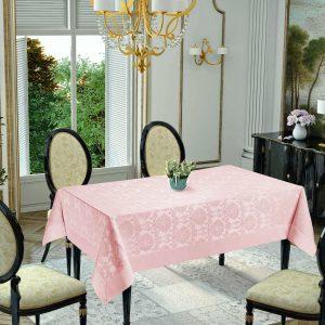 купить Скатерть Jackline Damascus Pink 9940-9 160x220
