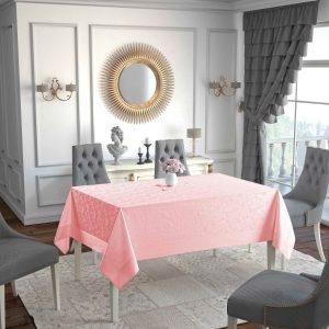 купить Скатерть Jackline Flower Pink 9951-1 160x220