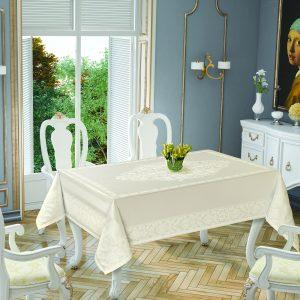 купить Скатерть Tropik Home Damask Cream 5699-2 150x220