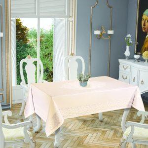 купить Скатерть Tropik Home Paisley Cream 5698-9 150x220