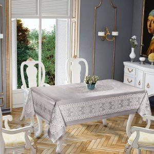 купить Скатерть Tropik Home Priencly Grey 5698-6 150x220