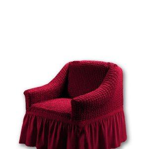 купить Чехол на кресло Love you пурпурный