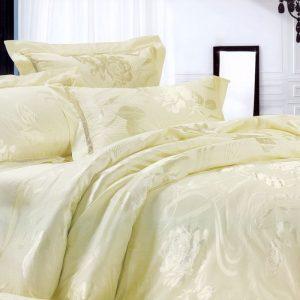 купить Шелковое постельное белье La Scala жаккард JT-10