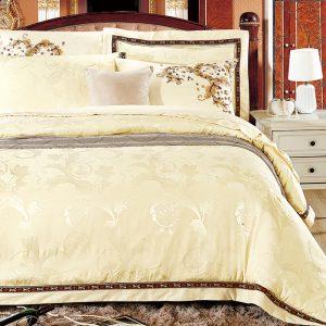 купить Шелковое постельное белье La Scala 3D-114