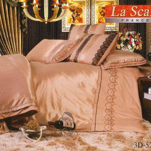 купить Шелковое постельное белье La Scala 3D-57