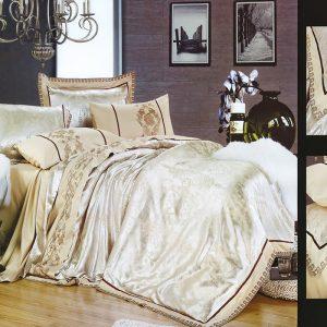 Шелковое постельное белье La Scala 3D-70