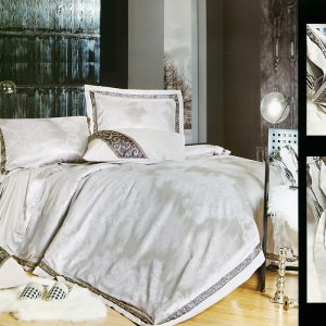 Шелковое постельное белье La Scala 3D-71