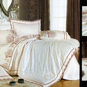 Шелковое постельное белье La Scala 3D-72