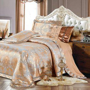 Шелковое постельное белье La Scala LUX-16