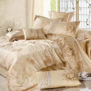 купить Шелковое постельное белье La Scala ST-01