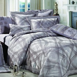 Шелковое постельное белье La ScalaJP-11
