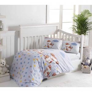 Детское постельное белье Class Puppy v1 100×150