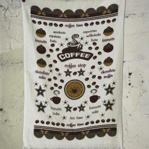 купить Кухонное полотенце Melih Coffee Time