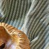 купить Постельное белье с пледом Karaca Home Vella yesil 2020-1 Коричневый фото 48082