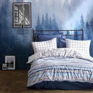 купить Постельное белье Cotton Box Grace Голубой фото