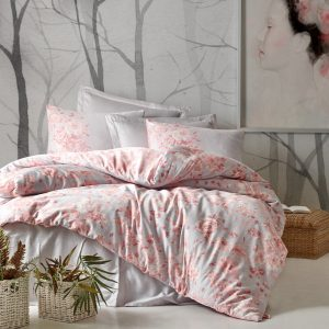 купить Постельное белье Cotton Box Jardin Розовый фото
