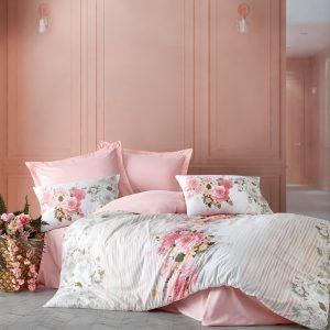 купить Постельное белье Cotton Box Vetale Розовый фото