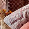 купить Постельное белье Karaca Home ранфорс Maryam bordo 2020-1 Коричневый фото 48230