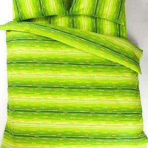 купить Постельное белье Lotus Ranforce Metropolis Зеленый фото
