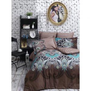 Постельное белье Zugo Home сатин Jessica 200×220