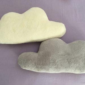 купить Декоративная подушка Barine - Cloud grey 28*55 Серый фото