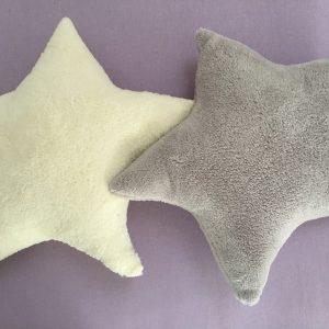 Декоративная подушка Barine – Star ecru 44*44 44×44